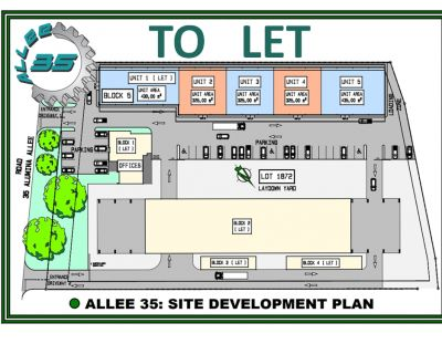 NEW DEVELOPMENT - ALLEE 35